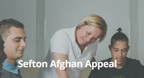 Sefton Afghan Appeal sees kind-hearted residents fill all eight donations points