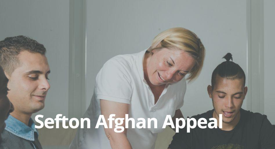 The Sefton Afghan Appeal