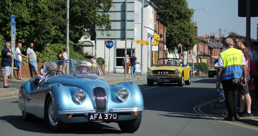 Ormskirk Motorfest is run by Aintree Circuit Club, which is now launching the new Southport Classic and Speed event at Victoria Park in Southport