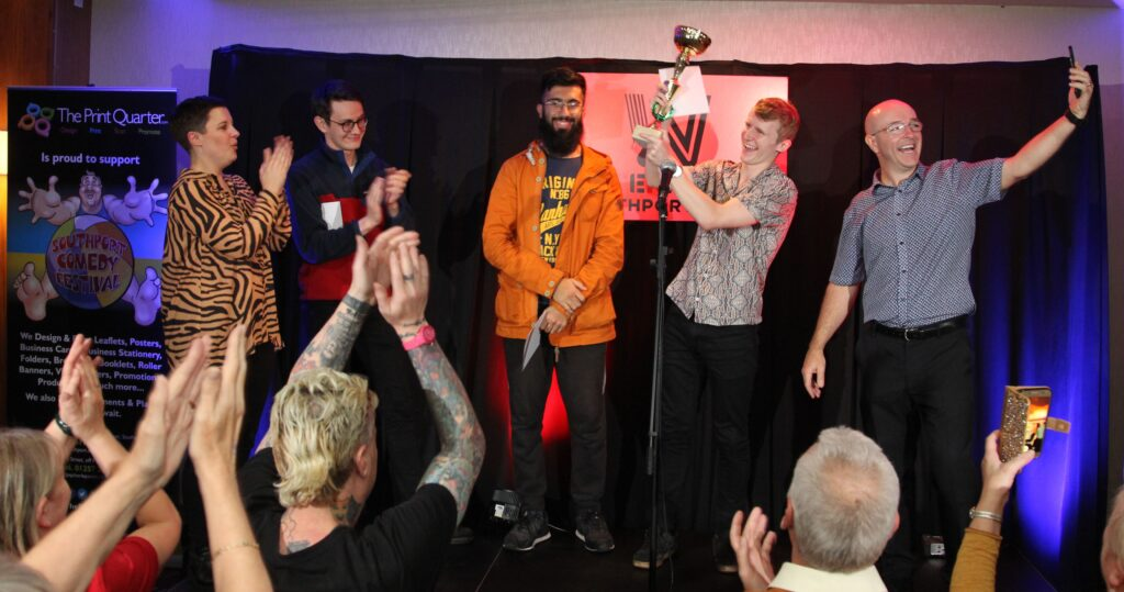 Southport Comedy Festival has launched its search for the next Southport New Comedian of the Year