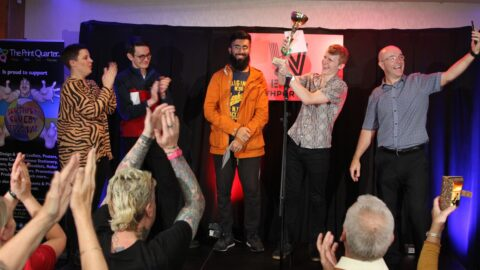 Southport New Comedian of the Year 2021 contest launches search for top new talent