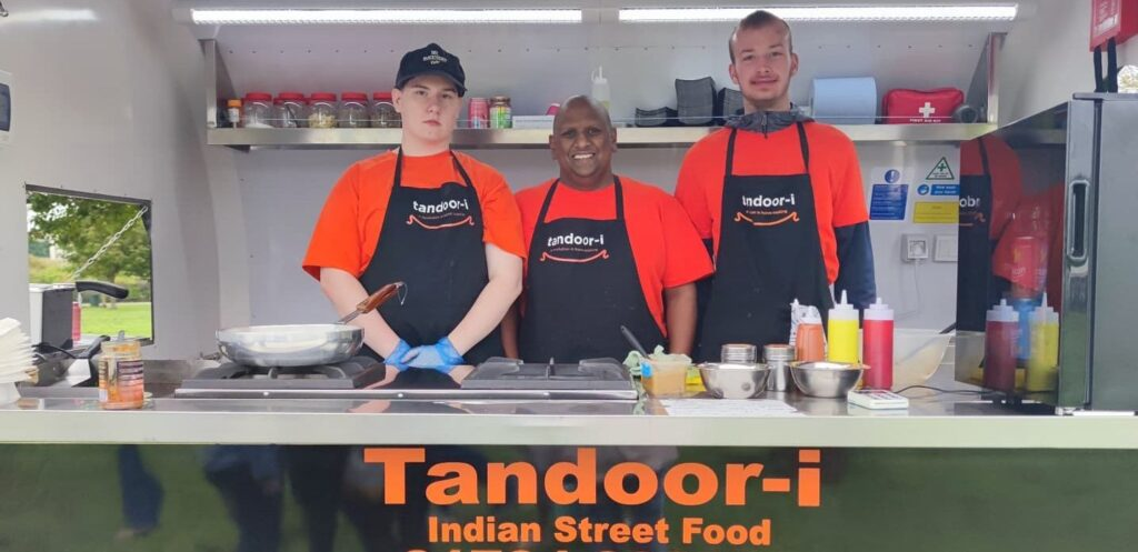 Tandoor-i at Southport Food and Drink Festival