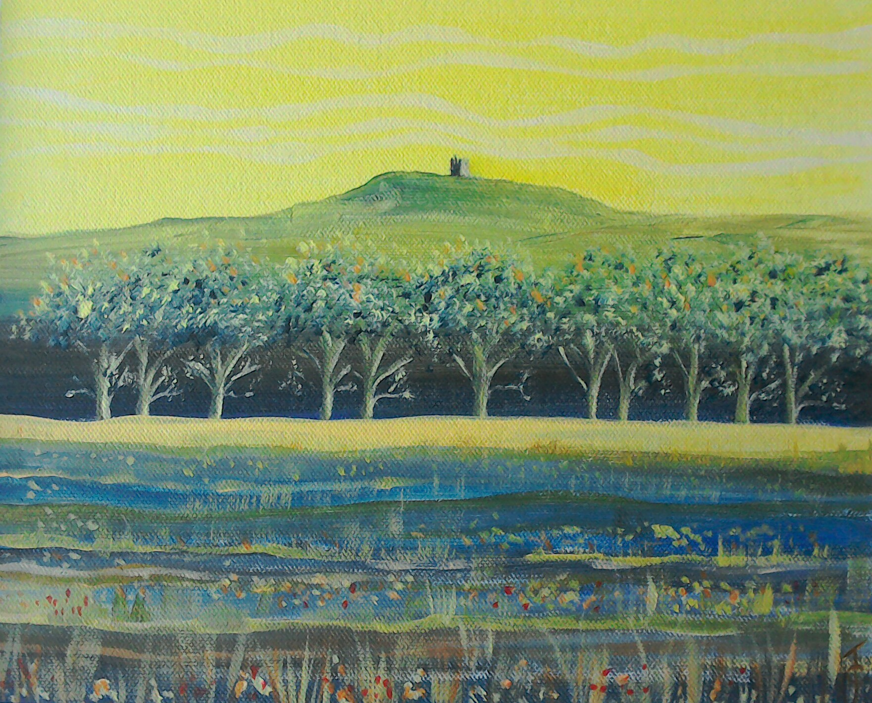 Work by Janet Cadwell
