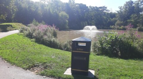 'Littering hotspots' see 48 new larger bins installed thanks to £22,358 funding