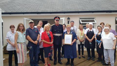 Southport nursing home matron honoured for 50 years of nursing
