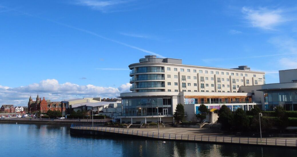Bliss Hotel in Southport. Photo by Andrew Brown Media