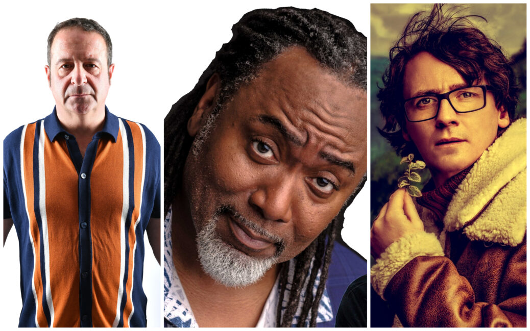 Comedians Mark Thomas, Reginald D Hunter and Ed Byrne are appearing at Southport Comedy Festival