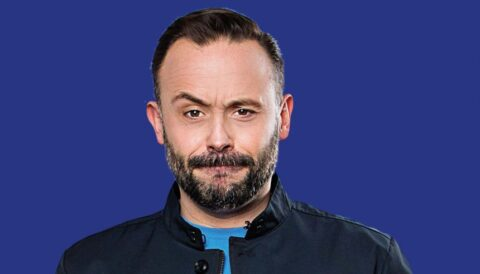 Geoff Norcott thrilled to be back on The Mash Report as he returns to Southport Comedy Festival