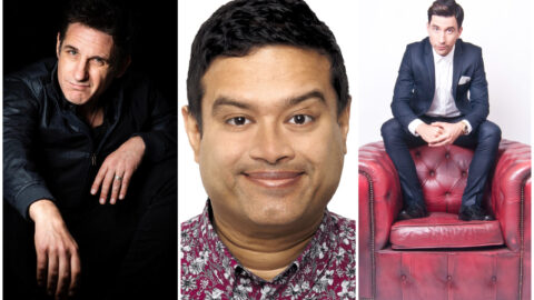 Southport Comedy Festival offers a 'whopping weekend of comedy' with more top names