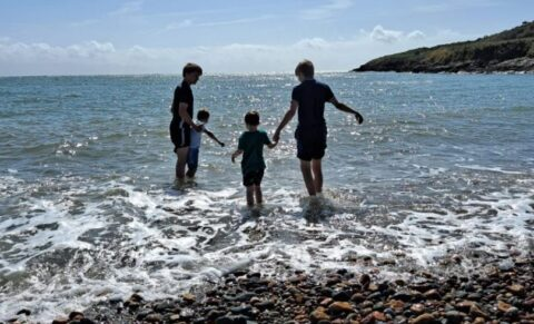 Vital role played by children of foster carers celebrated in Sons and Daughters Month