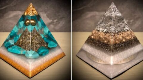 Ex ballerina launches Odonata Crystals resin art venture after losing family business during pandemic