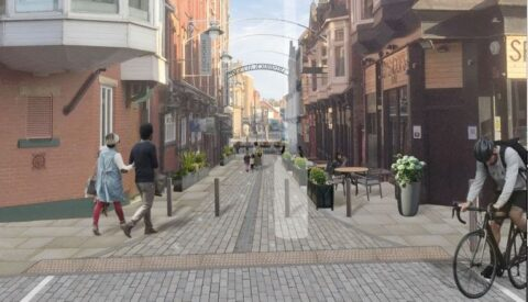 £1million scheme to transform Scarisbrick Avenue in Southport unveiled