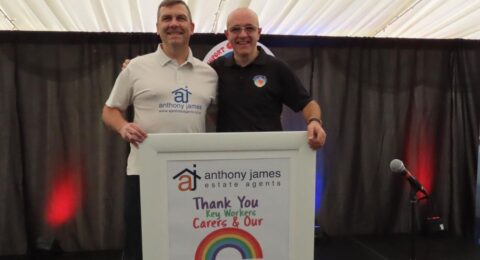 Anthony James Estate Agents enjoys 'amazing response' for free Comedy Bingo night for NHS staff and care workers